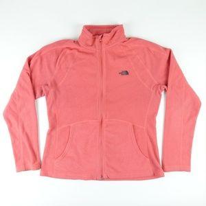 The North Face Women Full Zip Fleece Jacket A3717